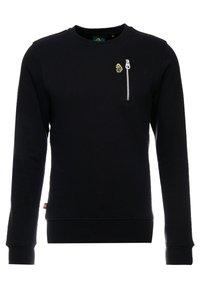 Luke 1977 - PARIS - Sweatshirt - black - 0