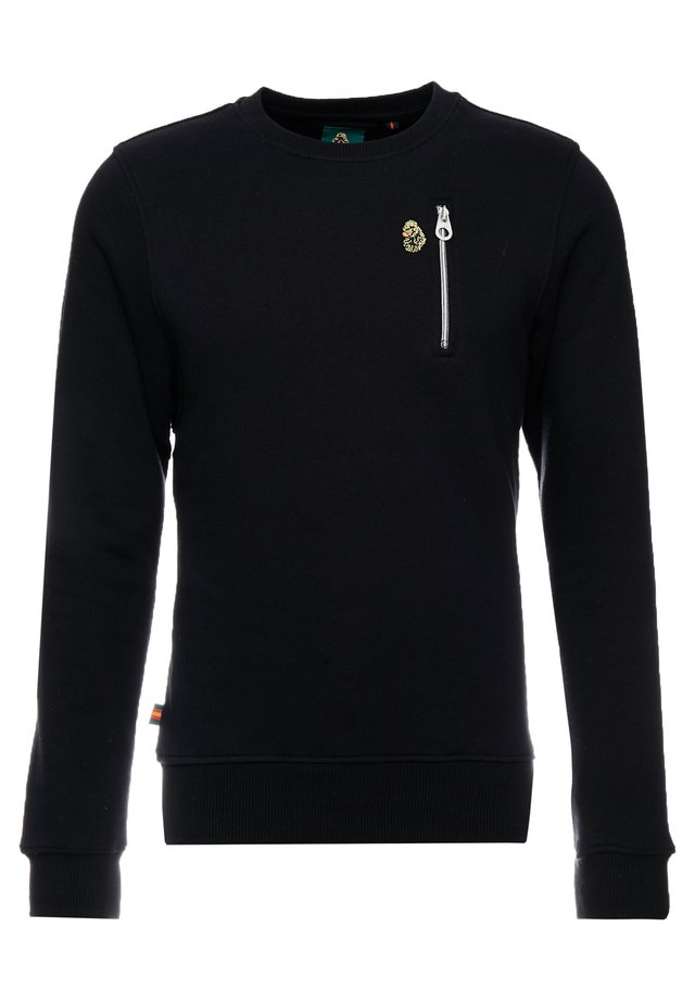 PARIS - Sweatshirt - black