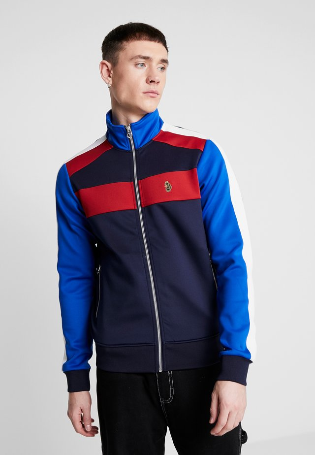 RETHORPES - Trainingsjacke - navy