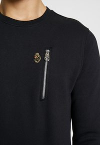 Luke 1977 - PARISROME - Sweatshirt - black - 5
