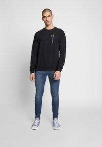Luke 1977 - PARISROME - Sweatshirt - black - 1