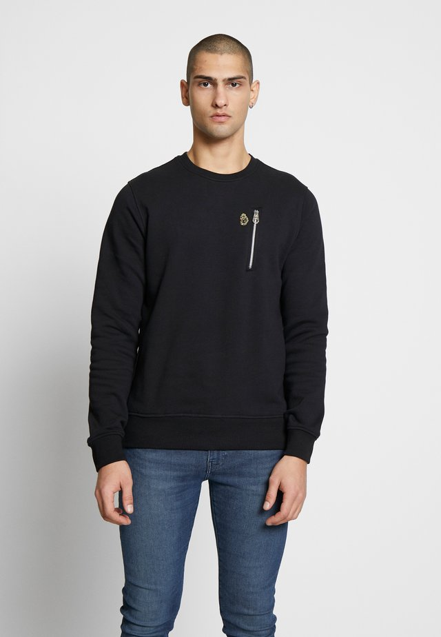 PARISROME - Sweatshirt - black