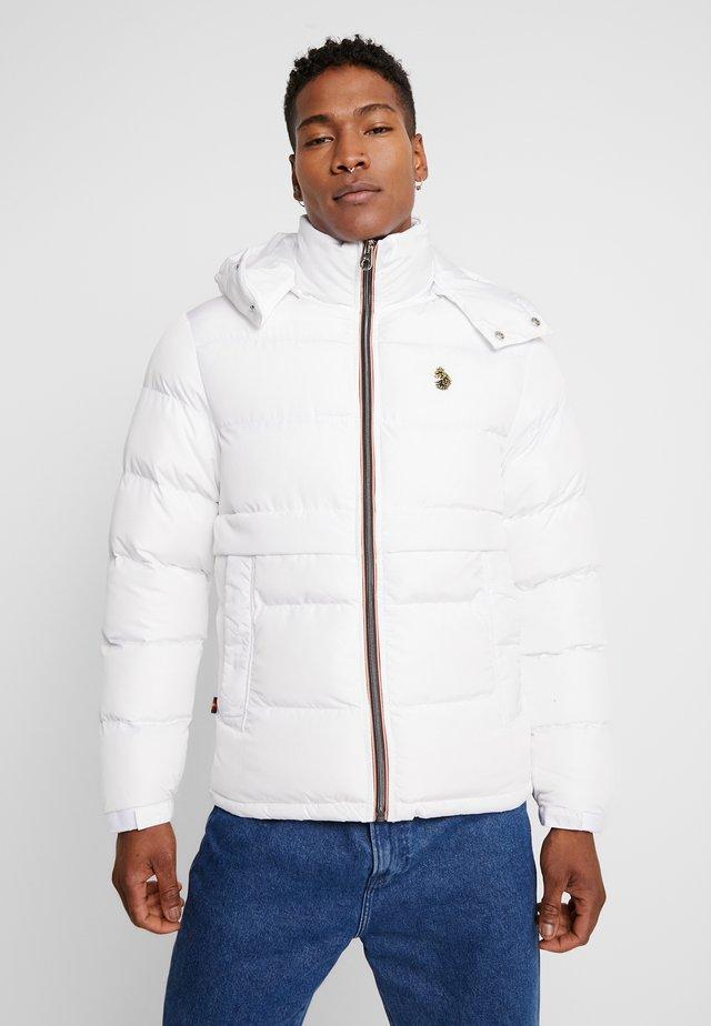 MALLARD - Vinterjacka - white