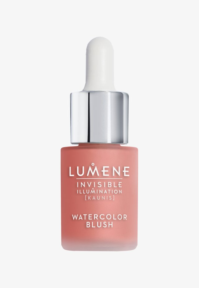 WATERCOLOR BLUSH - Rouge - coral bloom
