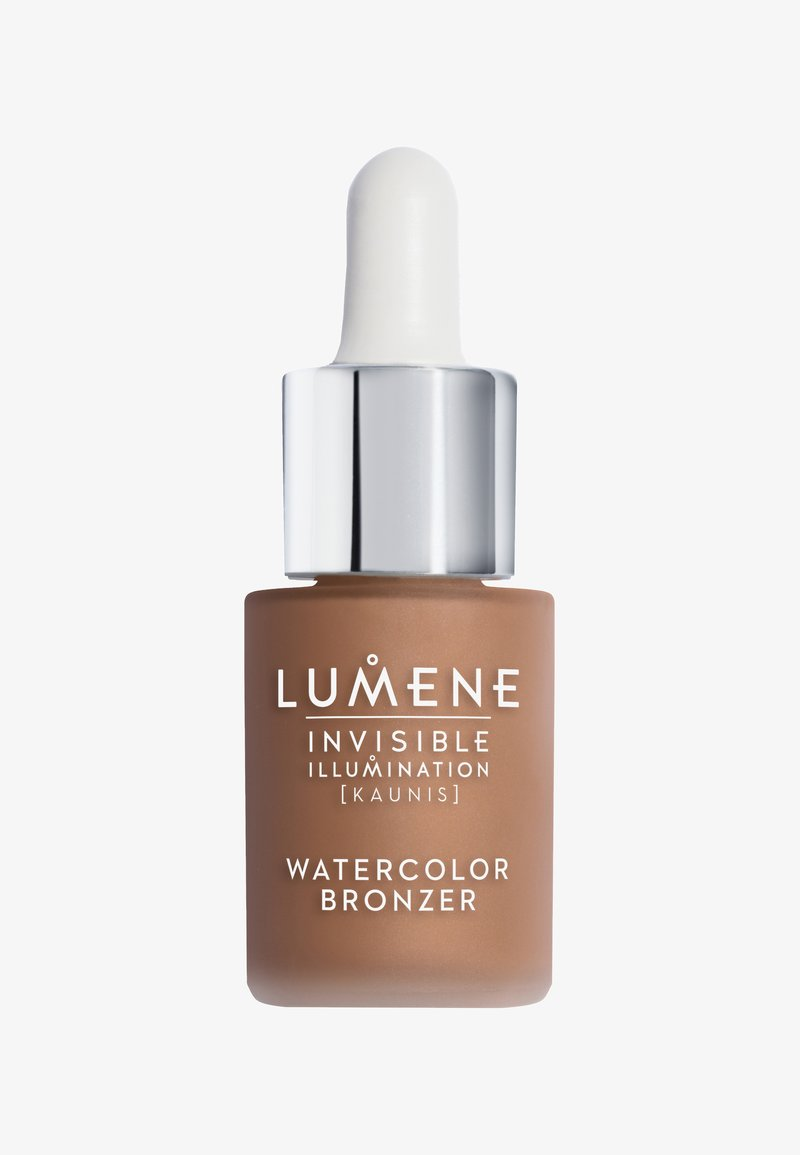 Lumene - WATERCOLOR BRONZER 15ML - Bronzeur - summer glow