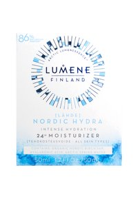 Lumene - NORDIC HYDRA [LÄHDE] INTENSE HYDRATION 24H MOISTURIZER 50ML - Face cream - - - 2