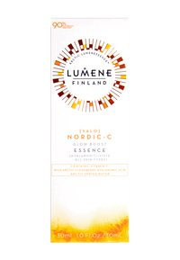 Lumene - NORDIC C [VALO] GLOW BOOST ESSENCE 30ML - Serum - - - 1