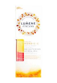 Lumene - NORDIC C [VALO] ARCTIC BERRY COCKTAIL BRIGHTENING HYDRA-OIL 30ML - Gesichtsöl - - - 1