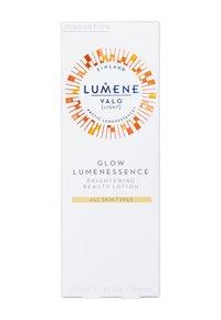Lumene - NORDIC C [VALO] GLOW LUMENESSENCE BRIGHTENING BEAUTY LOTION - Lotion visage - - - 1
