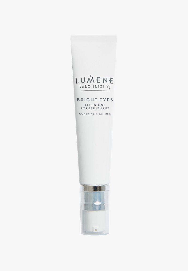 Lumene - NORDIC C [VALO] BRIGHT EYES ALL-IN-ONE TREATMENT - Augenpflege - -