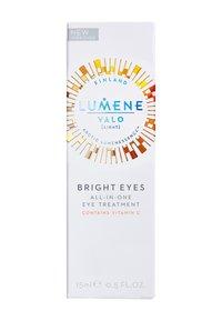 Lumene - NORDIC C [VALO] BRIGHT EYES ALL-IN-ONE TREATMENT - Augenpflege - - - 1