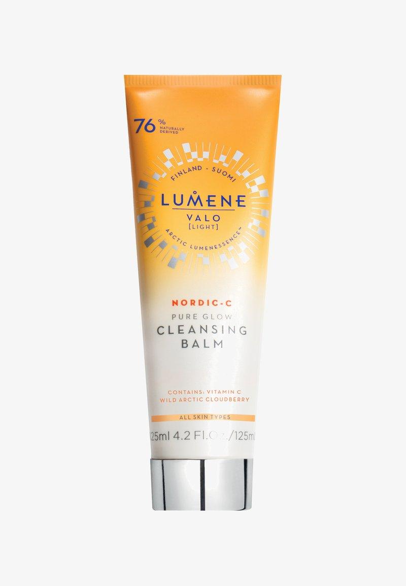 Lumene - NORDIC C [VALO] PURE GLOW CLEANSING BALM 125 ML - Oczyszczanie twarzy - -