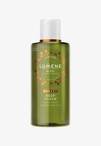 Lumene - NORDIC DETOX [SISU ]DEEP CLEAN PURIFYING CLEANSING OIL 150ML - Ansiktsrengöring - - - 0