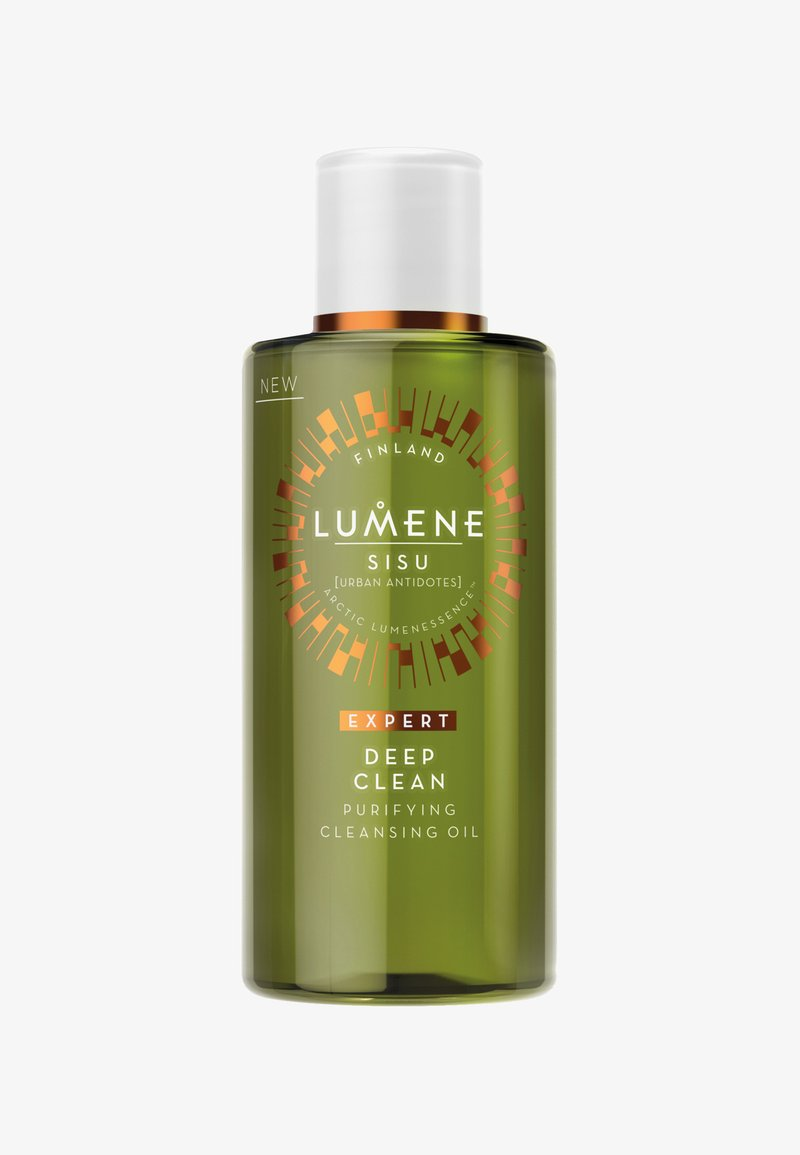 Lumene - NORDIC DETOX [SISU ]DEEP CLEAN PURIFYING CLEANSING OIL 150ML - Cleanser - -