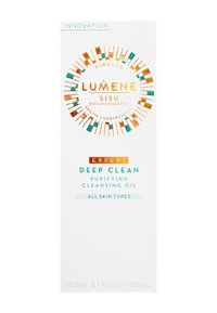 Lumene - NORDIC DETOX [SISU ]DEEP CLEAN PURIFYING CLEANSING OIL 150ML - Ansiktsrengöring - - - 1