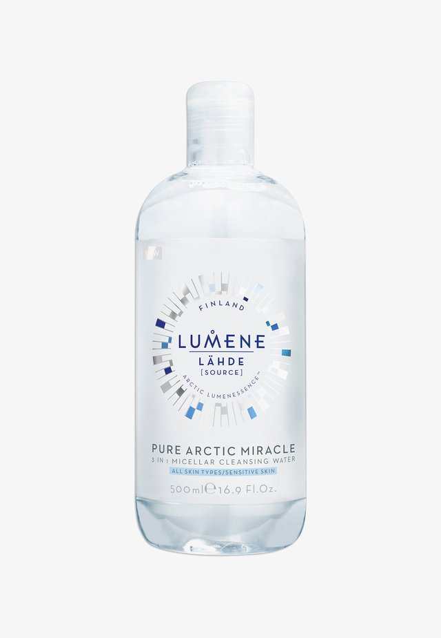 NORDIC HYDRA [LÄHDE] PURE ARCTIC MIRACLE 3-IN-1 MICELLAR CLEANSING - Gezichtsreiniger - -