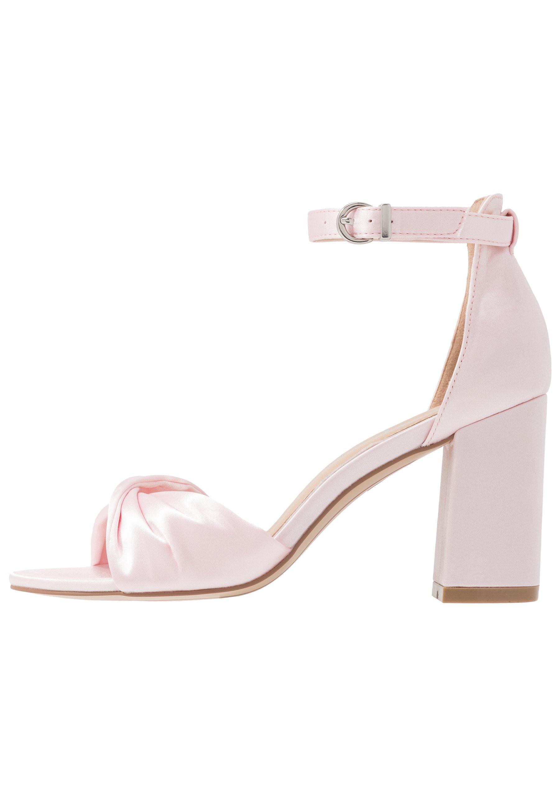 Lulipa London DEB - Sandały na obcasie - candy pink