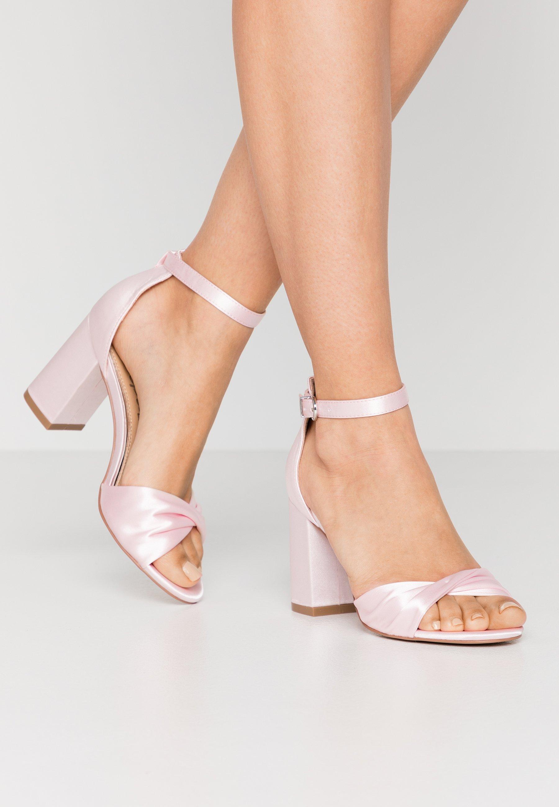 DEB Sandaletter candy pink