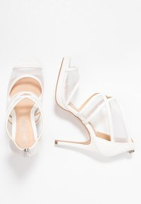 Lulipa London - DESTINY - High heeled sandals - white - 3