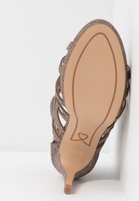 Lulipa London - DEMI - Sandály na vysokém podpatku - glitter - 6