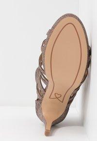 Lulipa London - DEMI - High heeled sandals - glitter - 6