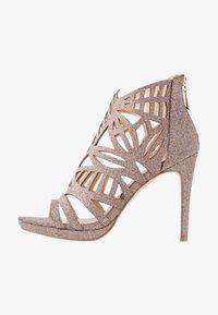 Lulipa London - DEMI - Sandály na vysokém podpatku - glitter - 1