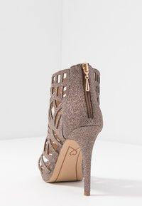 Lulipa London - DEMI - Sandály na vysokém podpatku - glitter - 5