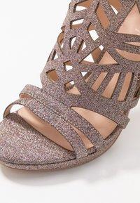 Lulipa London - DEMI - Sandály na vysokém podpatku - glitter - 2