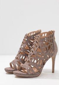 Lulipa London - DEMI - Sandály na vysokém podpatku - glitter - 4