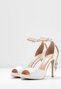 Lulipa London - LACEY - Sandaler med høye hæler - white - 4