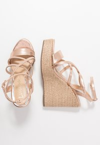 Lulipa London - High heeled sandals - rose gold - 3