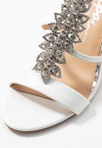Lulipa London - LISETTE - High heeled sandals - white - 2