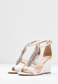Lulipa London - LISETTE - High heeled sandals - white - 4