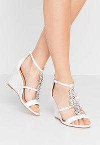 Lulipa London - LISETTE - High heeled sandals - white - 0