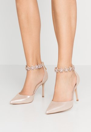 DELILAH - High Heel Pumps - light metallic