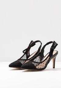 Lulipa London - DARLING - Zapatos altos - black - 4