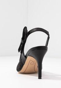Lulipa London - DARLING - Zapatos altos - black - 5