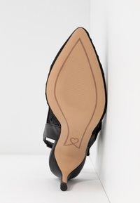 Lulipa London - DARLING - Zapatos altos - black - 6