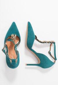 Lulipa London - DARLA - High heels - teal - 3