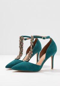 Lulipa London - DARLA - High heels - teal - 4