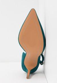 Lulipa London - DARLA - High heels - teal - 6