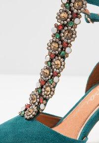 Lulipa London - DARLA - High heels - teal - 2