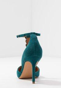 Lulipa London - DARLA - High heels - teal - 5
