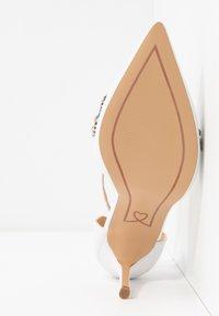 Lulipa London - LUCILLE - Hoge hakken - white - 6