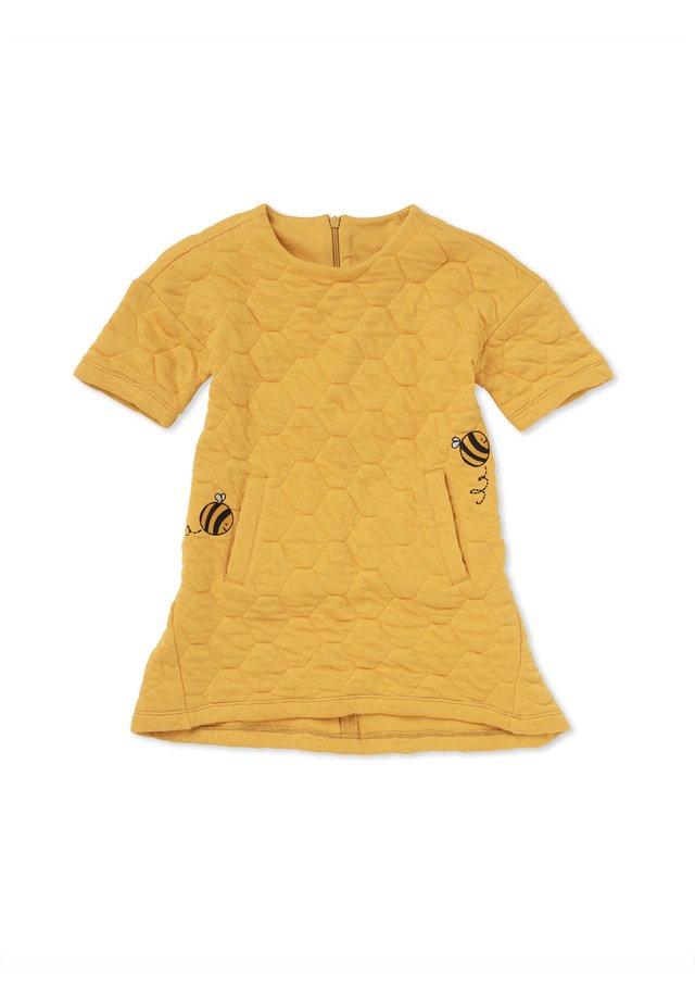 HONEY - Day dress - mustard