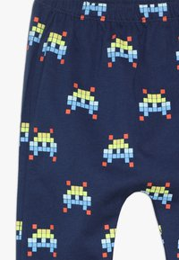 Lucy & Sam - SPACE INVADER HAREM PANT BABY - Pantalon classique - navy - 3