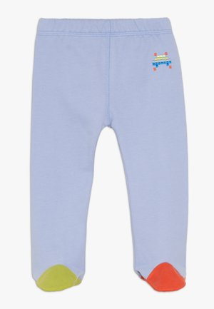 PIXEL BABY - Leggings - Trousers - blue mauve