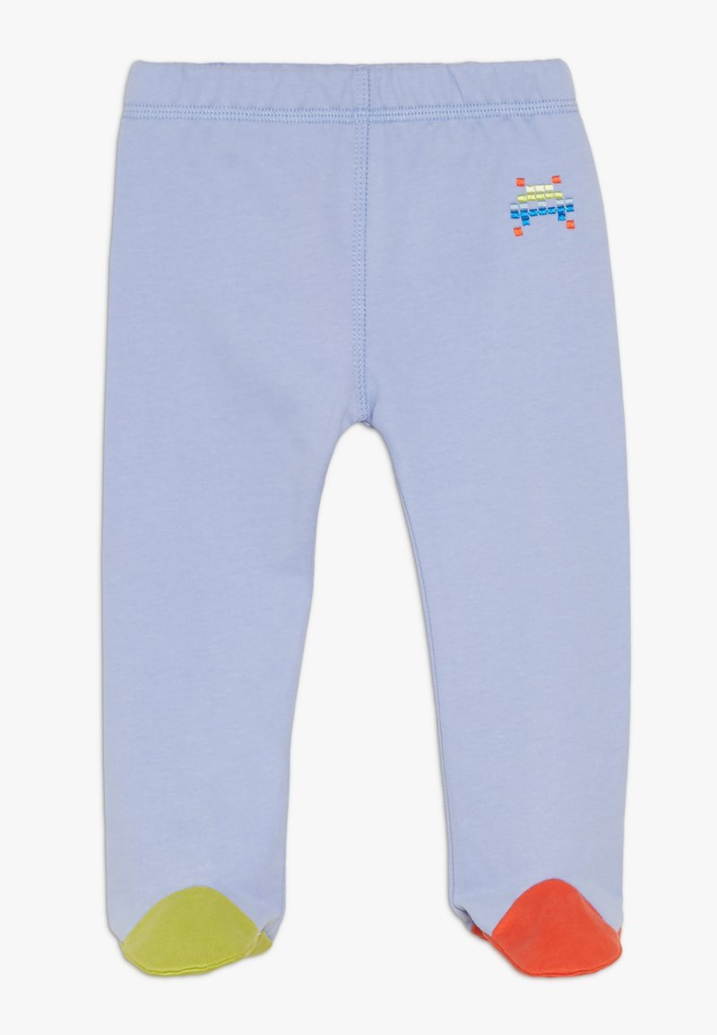 Lucy & Sam - PIXEL BABY - Leggings - blue mauve