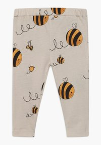 Lucy & Sam - CROPPED STRIPE AND BEE KIND 2 PACK - Leggings - Trousers - multi-coloured - 1