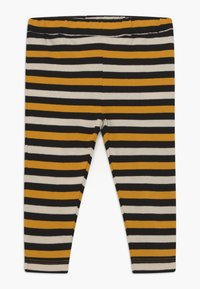 Lucy & Sam - CROPPED STRIPE AND BEE KIND 2 PACK - Leggings - Trousers - multi-coloured - 2